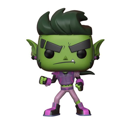 Teen Titans Go! The Night Begins to Shine Pop! Vinyl Figure Beast Boy [604]