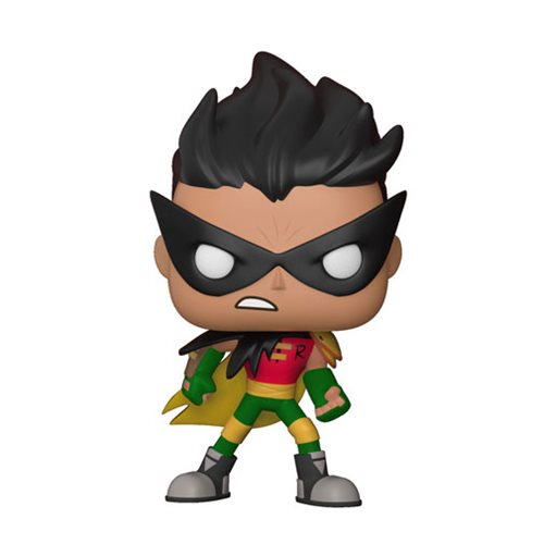Teen Titans Go! The Night Begins to Shine Pop! Vinyl Figure Robin [606]