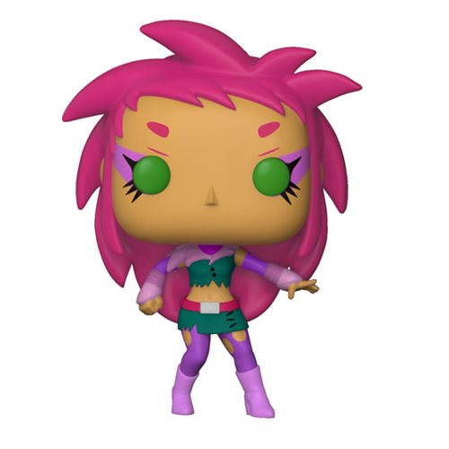 Teen Titans Go! The Night Begins to Shine Pop! Vinyl Figure Starfire [607]