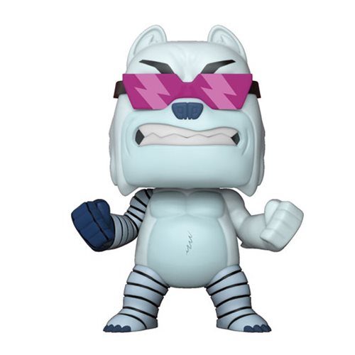 Teen Titans Go! The Night Begins to Shine Pop! Vinyl Figure Bear [608]