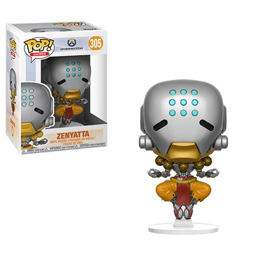 Overwatch Pop! Vinyl Figure Zenyatta [305]
