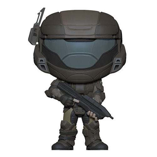 Halo Pop! Vinyl Figure ODST Buck (Helmeted) - Fugitive Toys