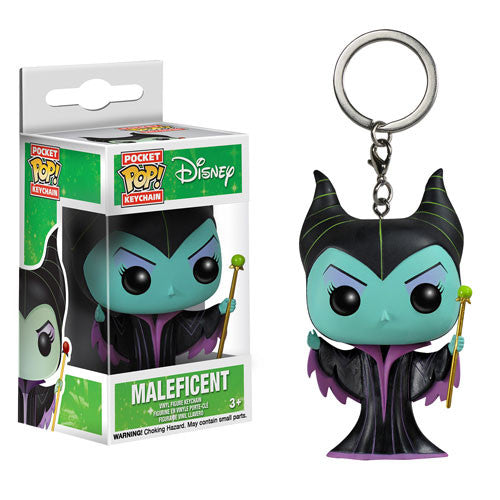 Disney Pocket Pop! Keychain Maleficent