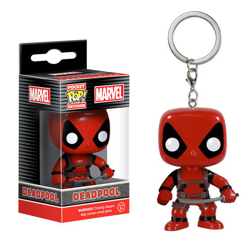 Marvel Pocket Pop! Keychain Deadpool