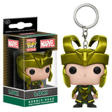 Marvel Pocket Pop! Keychain Loki - Fugitive Toys