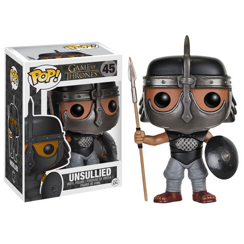 Game of Thrones Pop! Vinyl Figure Unsullied