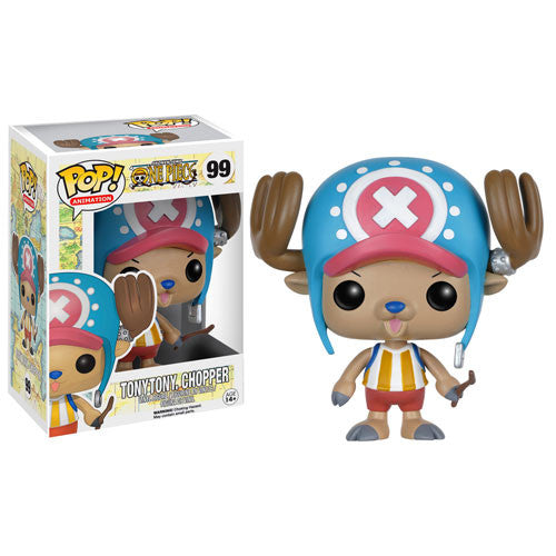 Anime Pop! Vinyl Figure Tony Tony Chopper [One Piece] - Fugitive Toys