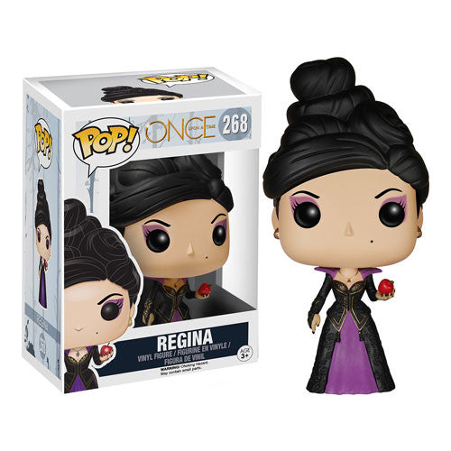 Once Upon A Time Pop! Vinyl Figure Regina