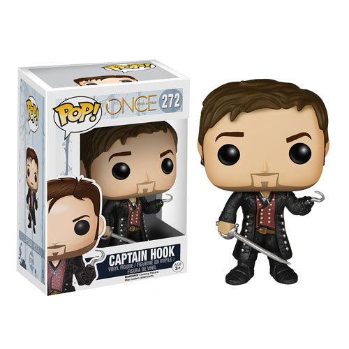 Once Upon A Time Pop! Vinyl Figure Captain Hook