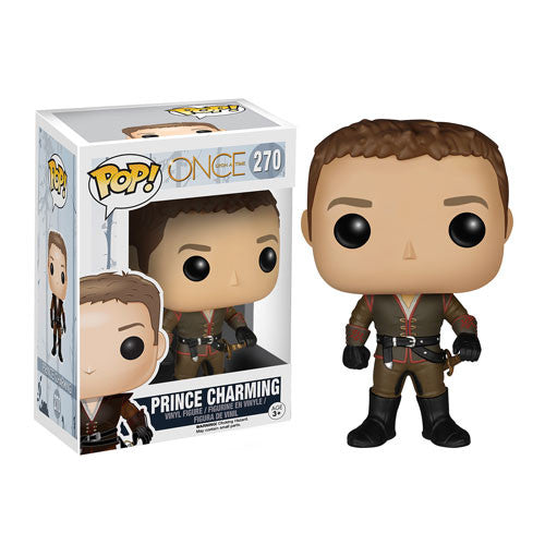 Once Upon A Time Pop! Vinyl Figure Prince Charming
