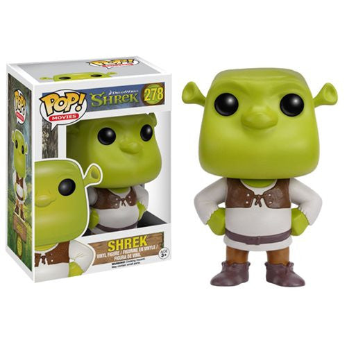 Movies Pop! Vinyl Figure Shrek [Shrek] - Fugitive Toys