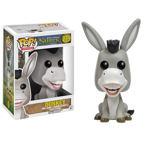 Movies Pop! Vinyl Figure Donkey [Shrek] - Fugitive Toys