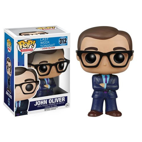 Last Week Tonight TV Pop! Vinyl Figure John Oliver
