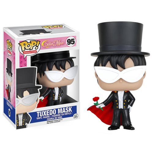 Anime Pop! Vinyl Figure Tuxedo Mask (Sailor Moon) - Fugitive Toys