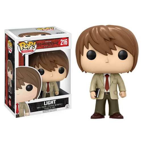 [Preorder] Death Note Pop! Vinyl Figure Light