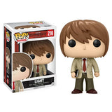 Death Note Pop! Vinyl Figure Light - Fugitive Toys