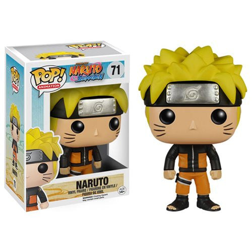 Anime Pop! Vinyl Figure Naruto [Naruto] [71] - Fugitive Toys