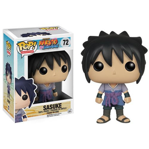 Anime Pop! Vinyl Figure Sasuke [Naruto] - Fugitive Toys