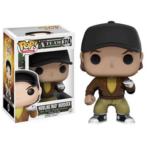 A-Team Pop! Vinyl Figure Howling Mad Murdock