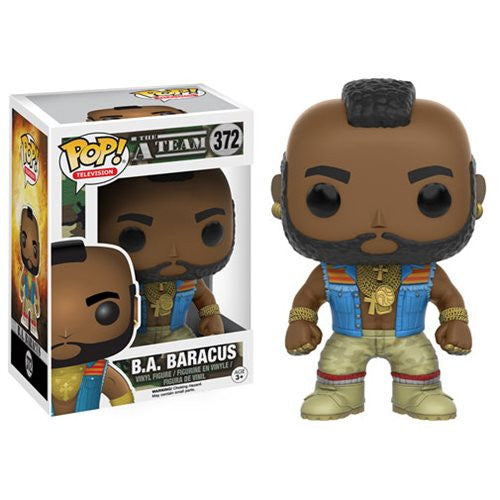 A-Team Pop! Vinyl Figure B.A. Baracus
