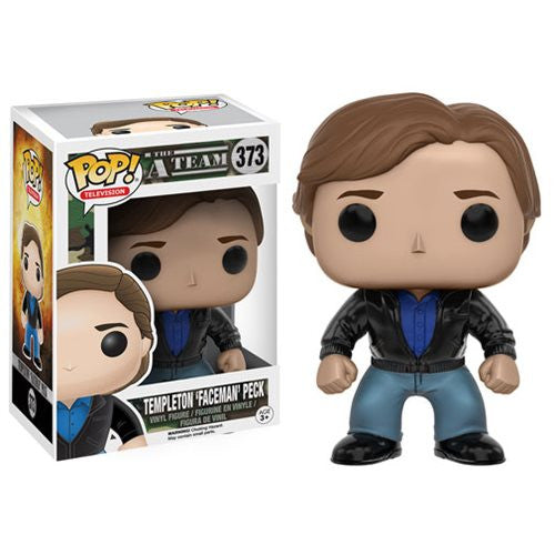 A-Team Pop! Vinyl Figure Templeton Faceman Peck