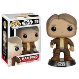 Star Wars Pop! Vinyl Bobblehead Han Solo [EP7: The Force Awakens]