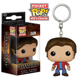 Supernatural Pocket Pop! Keychain Sam