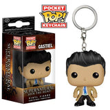 Supernatural Pocket Pop! Keychain Castiel