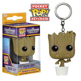 Guardians of the Galaxy Pocket Pop! Keychain Dancing Groot