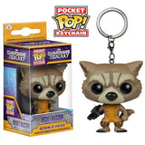 Guardians of the Galaxy Pocket Pop! Keychain Rocket Raccoon