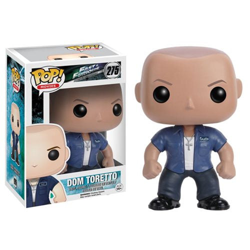 Movies Pop! Vinyl The Fast and the Furious - Dom Toretto - Fugitive Toys