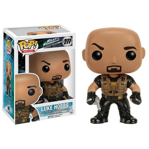 Movies Pop! Vinyl The Fast and the Furious - Luke Hobbs