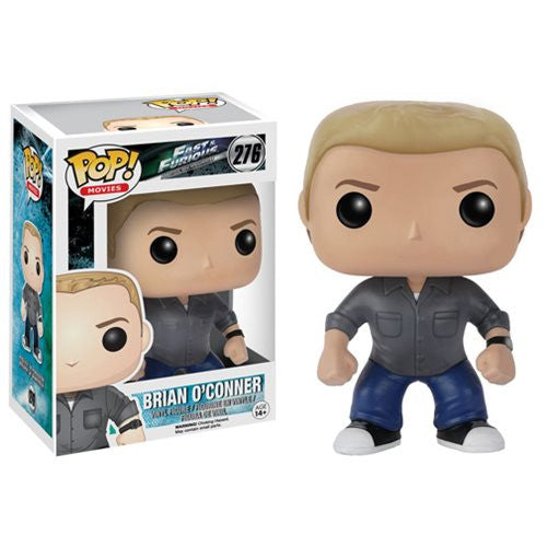 Movies Pop! Vinyl The Fast and the Furious - Brian O'Conner