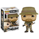 Call of Duty Pop! Vinyl Figure Capt. John Price