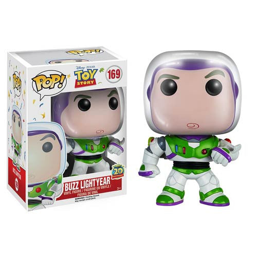 Disney Pop! Vinyl Figure 20th Anniversary Buzz [Toy Story]