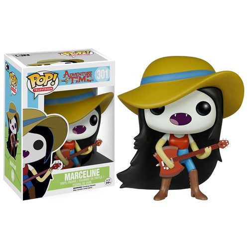 Adventure Time Pop! Vinyl Figure Marceline with Guitar