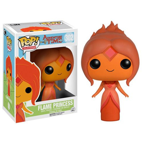 Adventure Time Pop! Vinyl Figure Flame Princess