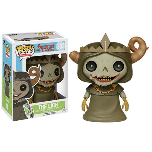 Adventure Time Pop! Vinyl Figure The Lich King
