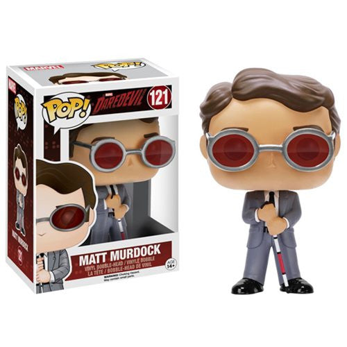 Marvel Pop! Vinyl Figure Matt Murdock [Daredevil TV]
