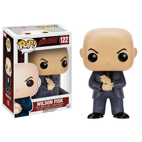 Marvel Pop Vinyl Figure Wilson Fisk Daredevil Tv