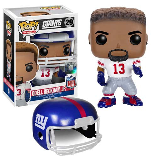 NFL Wave 2 Pop! Vinyl Figure Odell Beckham Jr. [NY Giants]