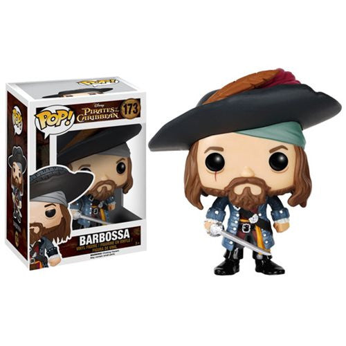 Disney Pop! Vinyl Figure Barbossa [Pirates of Caribbean]