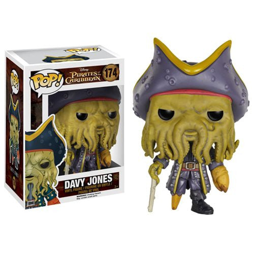 Disney Pop! Vinyl Figure Davy Jones [Pirates of Caribbean]