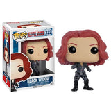 Marvel Pop! Vinyl Figure Black Widow (Captain America: Civil War)