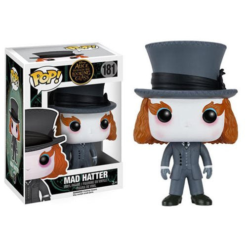 Disney Pop! Vinyl Figure Mad Hatter [Alice Through the Looking Glass]