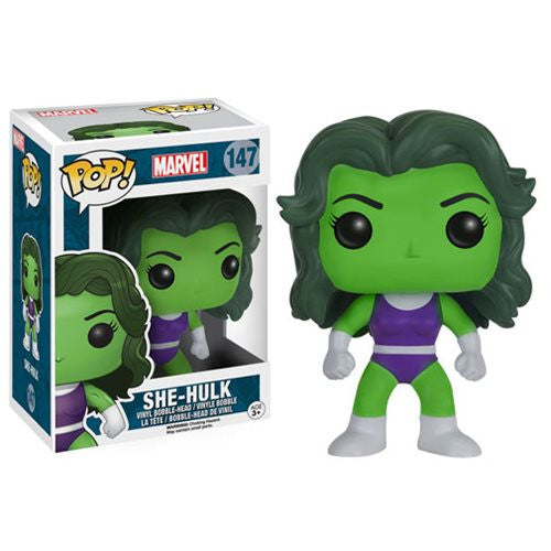 Marvel Pop! Vinyl Figure She-Hulk - Fugitive Toys