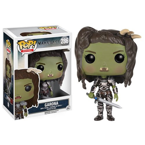 Movies Pop! Vinyl Figure Garona [Warcraft]