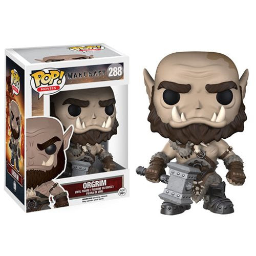 Movies Pop! Vinyl Figure Orgrim [Warcraft]