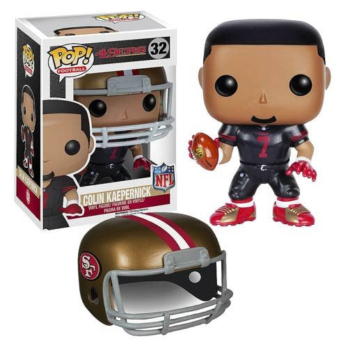 NFL Wave 2 Pop! Vinyl Figure Colin Kaepernick [SF 49ers]