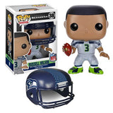 NFL Wave 2 Pop! Vinyl Figure Russell Wilson [Seattle Seahawks]